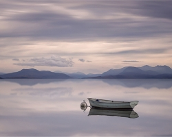 Hebridean Tranquility By Carol Watson
