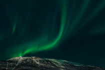 Second Place - Norwegian Nights By Clive McDonald