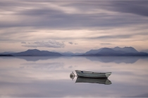 Third Place - Hebridean Tranquility By Carol Watson
