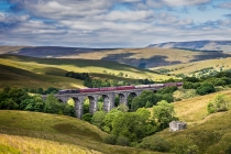 First Place - Dent Viaduct By Mike Halstead